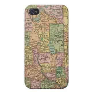 Le Minnesota Coques iPhone 4