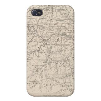 Le Missouri 3 Étui iPhone 4