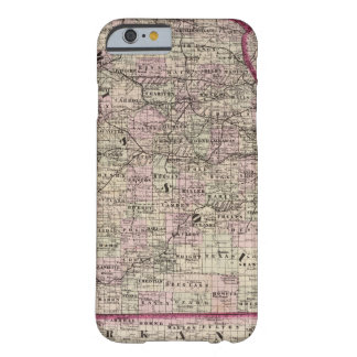 Le Missouri 7 Coque iPhone 6 Barely There