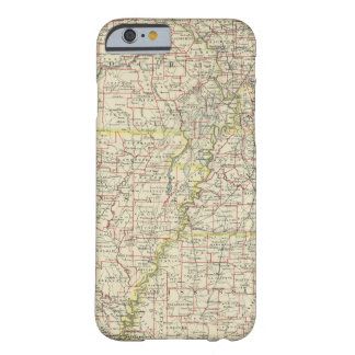 Le Missouri, Arkansas, Kentucky, Tennessee Coque Barely There iPhone 6