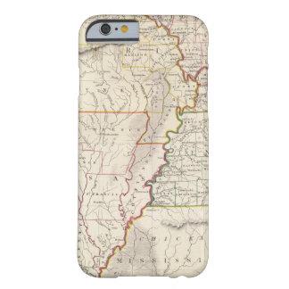Le Missouri, défectuosité, KY, Tenn, aile du nez, Coque iPhone 6 Barely There