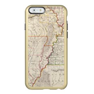 Le Missouri, défectuosité, KY, Tenn, aile du nez, Coque iPhone 6 Incipio Feather® Shine