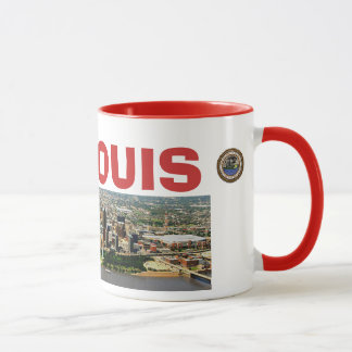 Le Missouri, St Louis * tasse panoramique
