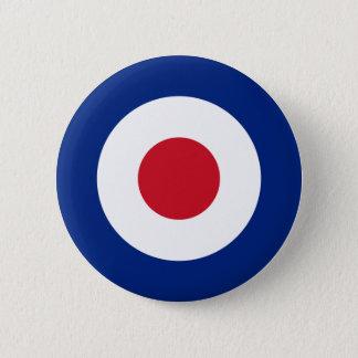 Le mod façonnent aux Anglais l'insigne de Pin's