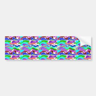 le MODÈLE 101 a couvert de tuiles l'art facile Adhésif Pour Voiture