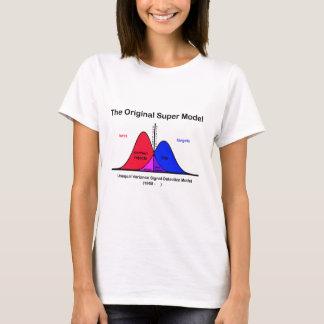 Le modèle superbe original t-shirt