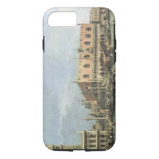 Le Molo et le Piazzetta San Marco, Venise (huile Coque iPhone 7