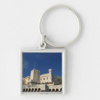 Le Monaco, Cote d'Azur, le palais du prince Porte-clé Carré Argenté