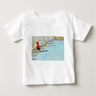 Le Monaco, Monte Carlo T-shirt Pour Bébé