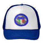 Le monde italien de luxe du football soutient le l casquettes
