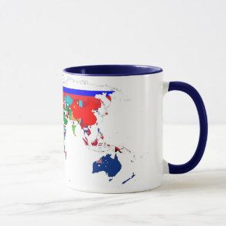 Le monde marque la tasse