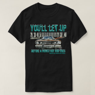 Le MONDO T - 100+ T-shirt