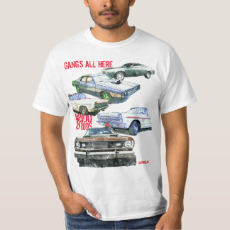Le Mondo T - groupe O MOPARS T-shirt