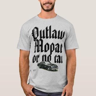 Le MONDO T - Mopars proscrit T-shirt