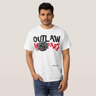 Le MONDO T - PIÈCE EN T PROSCRITE de GROUPE de T-shirt