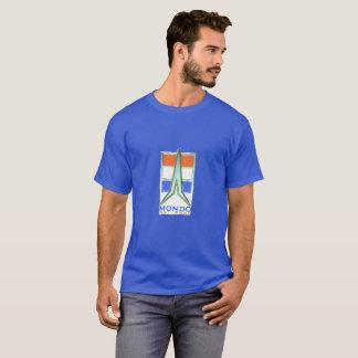 Le MONDO T - Plymouth Rockin T-shirt