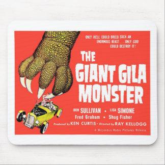 """""""Le monstre de Gila géant"""" Mousepad Tapis De Souris"""