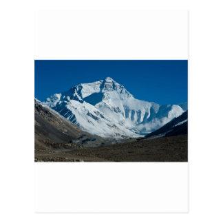 Le mont Everest Carte Postale