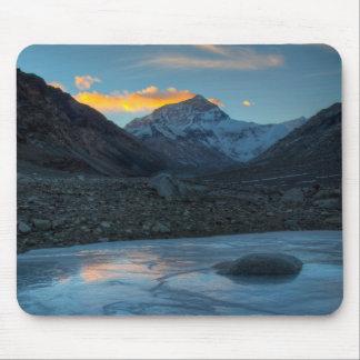 Le mont Everest Tapis De Souris