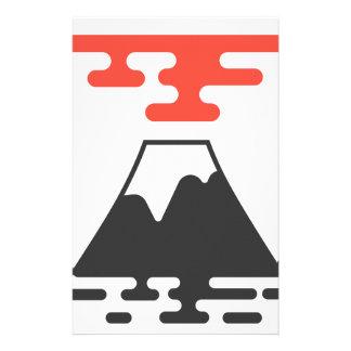 Le mont Fuji Papeterie