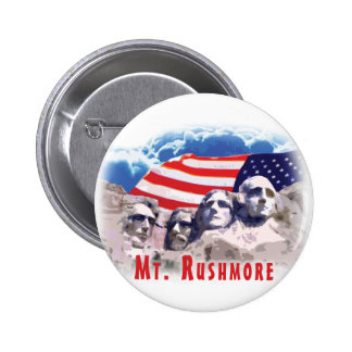 Le mont Rushmore Badge