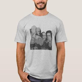 Le mont Rushmore du T-shirt de compositeurs