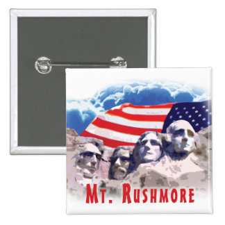 Le mont Rushmore Pin's