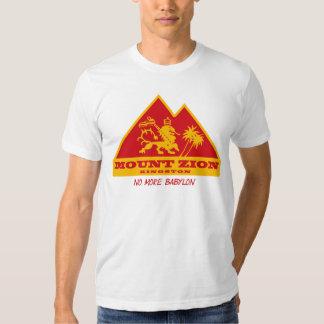 Le mont Sion T-shirts