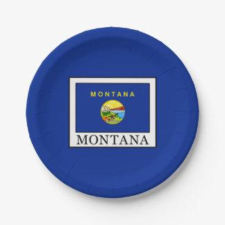 Le Montana Assiettes En Papier