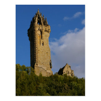 Le monument Stirling Ecosse de Wallace Cartes Postales