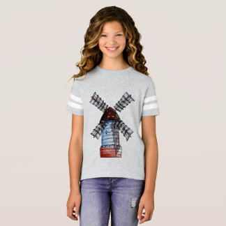 Le moulin à vent t-shirt