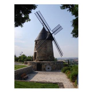 Le Moulin de Cugarel, Castelnaudary Carte Postale