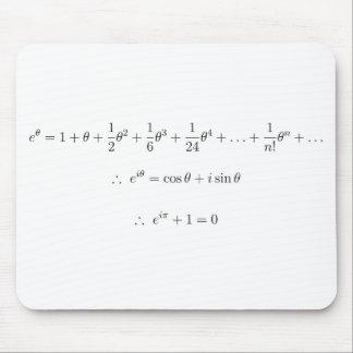 Le mousepad d'Euler Tapis De Souris