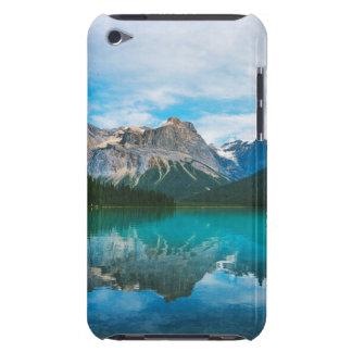 Le Moutains et l'eau bleue Coque iPod Touch