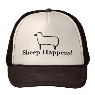 Le mouton se produit ! casquette