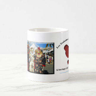 Le mug Touloulou de la Martinique