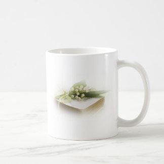 le muguet avec la bible mug à café
