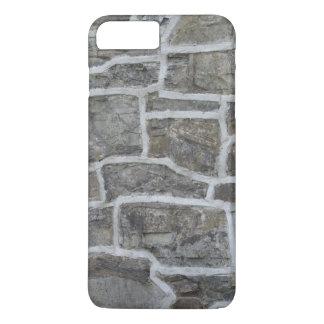 Le mur en pierre je téléphone le cas coque iPhone 7 plus