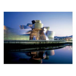 Le musée de Guggenheim Bilbao Carte Postale