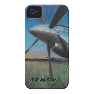 Le mustang coque iPhone 4 Case-Mate