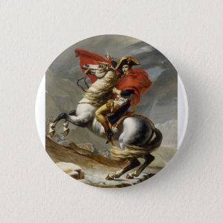 Le napoléon a croisé les Alpes Badges