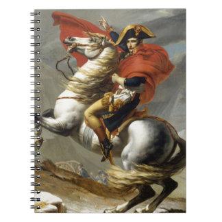 Le napoléon a croisé les Alpes Carnet