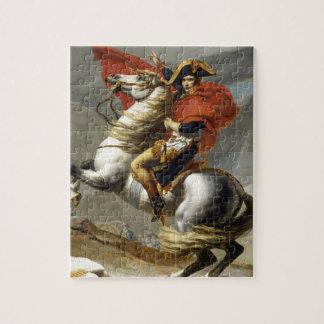 Le napoléon a croisé les Alpes Puzzle