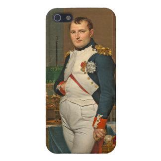 Le napoléon d'empereur dans son étude chez le Tuil iPhone 5 Case