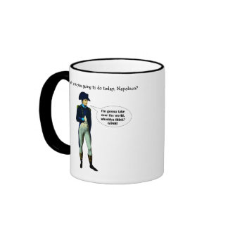 Le napoléon est dynamite ! mug ringer