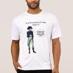 Le napoléon est dynamite ! t-shirts