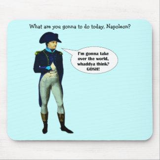 Le napoléon est dynamite ! tapis de souris