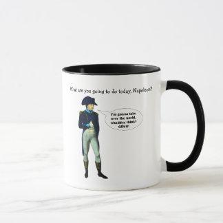 Le napoléon est dynamite ! tasses