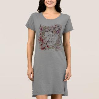 Le narcissisme est la meilleure robe de T-shirt
