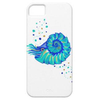 Le Nautilus de Neptune iPhone 5 Case